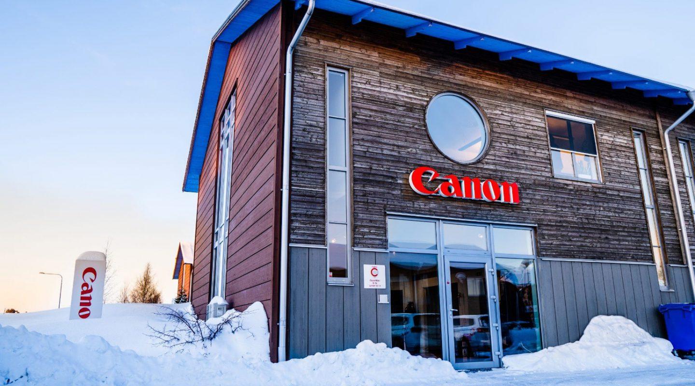 Canon Umeå